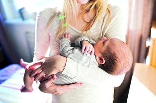 הרופאים ביצעו בתינוק החייאה במשך חצי שעה