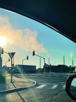 """""""הענן"""" מאחת הארובות"""