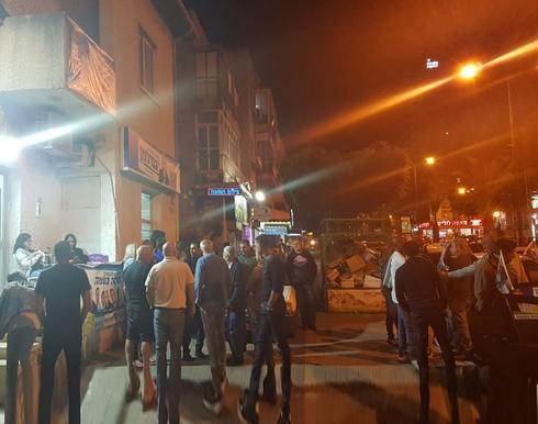 מטה גנדלמן בליל הבחירות | צילוםאיתמר רותם