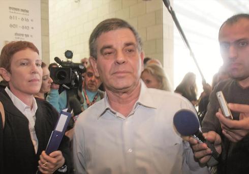 ישראל סדן. מאסר בפועל | צילום: אלעד גרשגורן