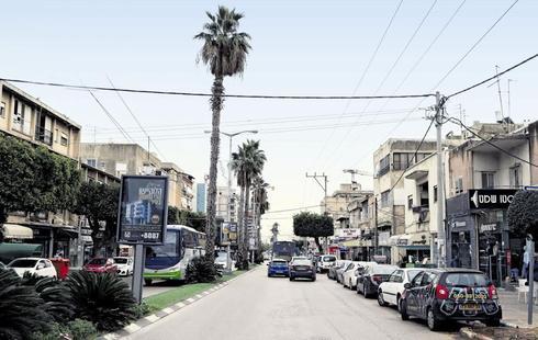 מרכז העיר ׀ צילום: אלעד גרשגורן