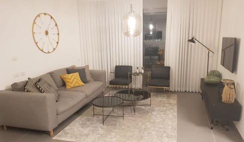 דירה לדוגמא אמירי פארק חדרה נאות אמיר | צילום: חברת נאות אמיר