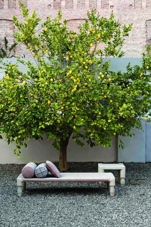 קולקציית מרבצים לשינה בעיצוב פטרישיה אורקיולה. הביטאט