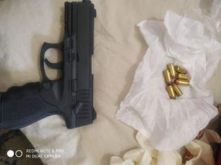 המשטרה איתרה תחמושת וסמים | צילום: דוברות המשטרה