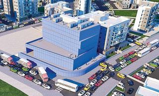 הדמיית המרכז המסחרי. יגרום לעומסי תנועה?