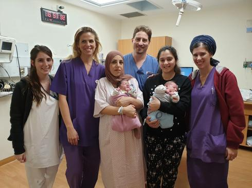 התינוקות החדשים בהלל יפה   צילום: דוברות הלל יפה