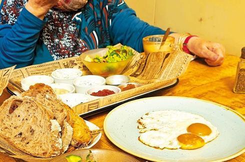 ארוחת הבוקר ששימחה את אמא   צילום: אשר קשר